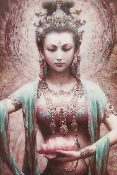 Kuan Yin Compassion crop